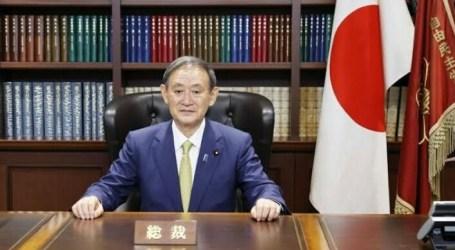 New Japanese PM Tele-Talks with President Joko Widodo