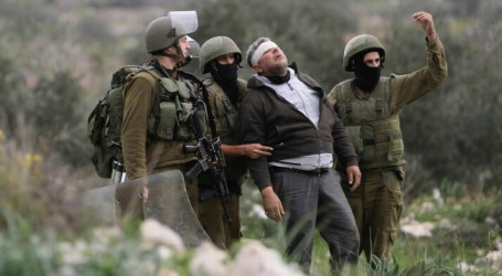Israel Unilaterally Control 36 West Bank Territories