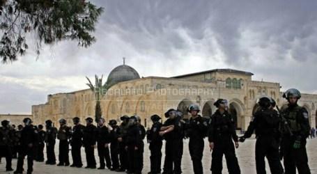 Palestine Condemns Israel's Ban on Its Citizens Entering Al-Aqsa