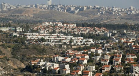 Report: Number of Israeli Illegal Settlements Breaks the Record