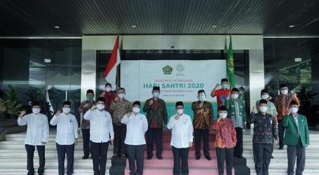 "Santri Day Carries the Theme ""Healthy Santri, Strong Indonesia"""