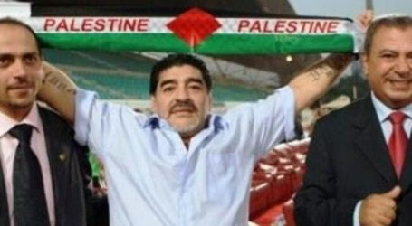 'In My Heart, I am a Palestinian': Diego Armando Maradona