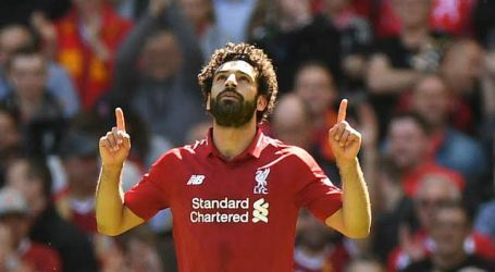 Liverpool's Star Mohamed Salah Positive of COVID-19
