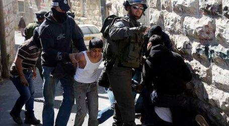Israel Arrest 400 Palestinian Children This Year