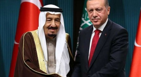 Erdogan-King Salman Agree to Solve Problems with Dialogue