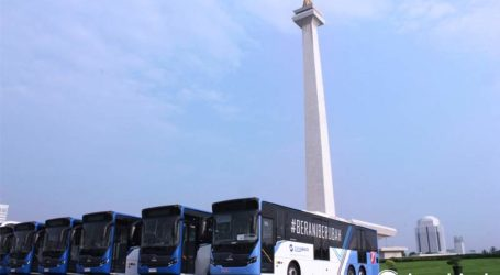 "Jakarta Wins ""Sustainabel Transport Award 2021"""