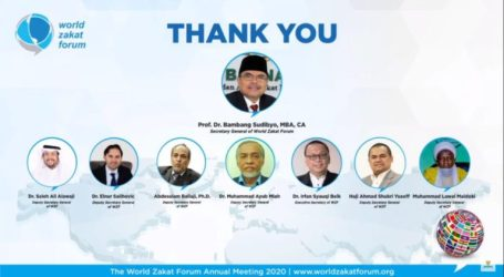 World Zakat Forum 2020 Formulates Eight Resolutions