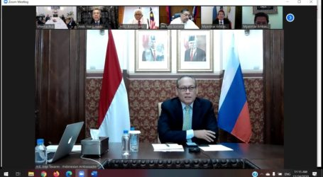 Indonesia Wants to Promote ASEAN in Russia