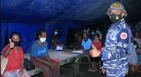 Mount Ili Lewotolok Erupted, 7,968 Residents Displaced