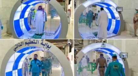 Saudi Arabia Builds Health Facilities on Border with Qatar