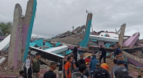 3 Died, 2,000 Fled on West Sulawesi's Earthquake