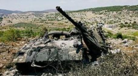 Israeli Military Fire at Palestinian Farmers