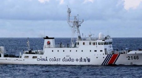 China Allow Its Cost Guards to Shoot Foreign Ships