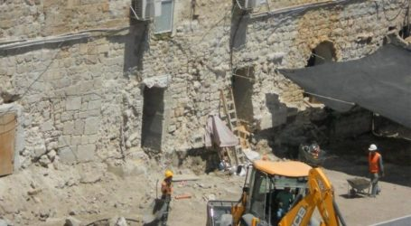 Jordan: Israel Should Stop Excavation of Near Al-Aqsa