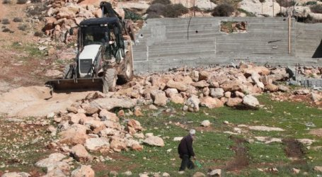 Israel Orders Halt on Construction of Seven Houses Near Nablus