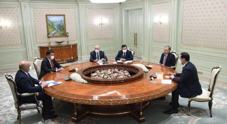 Uzbekistan-Afghanistan Discuss Joint Railroad Project