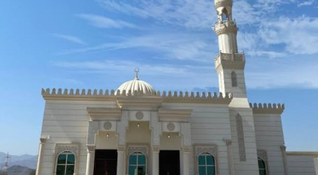 Two New Mosques Opened in Kalba, UEA