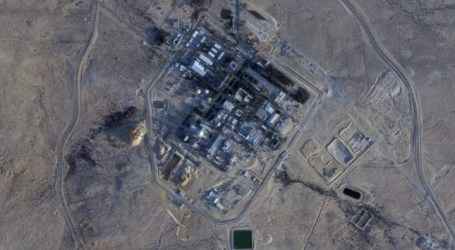 Israel Builds Biggest Nuclear Facility