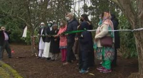 Muslims Community Celebrate First Mosque in Mukilteo, Washington