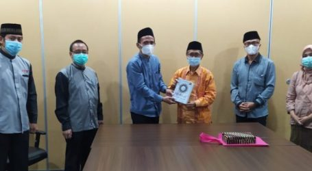 MUI Holds Fund Raising for Construction of Indonesian Hospital in Hebron
