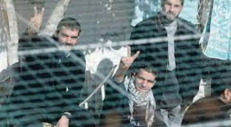 A Palestinian Released after 35 Years of Imprisonment