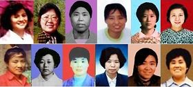 北京市部份被迫害致死的法轮功学员
