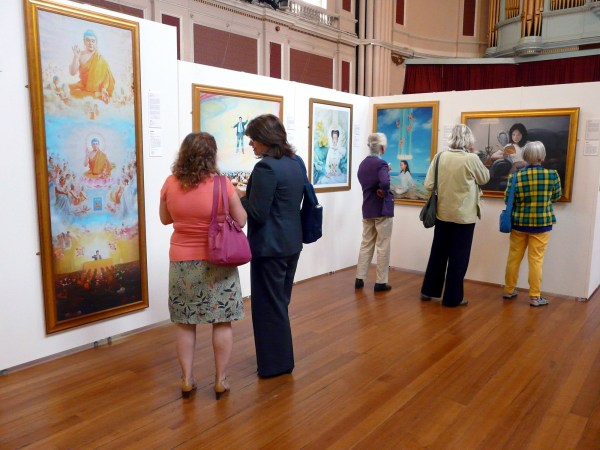 Exhibitions Art Paintings