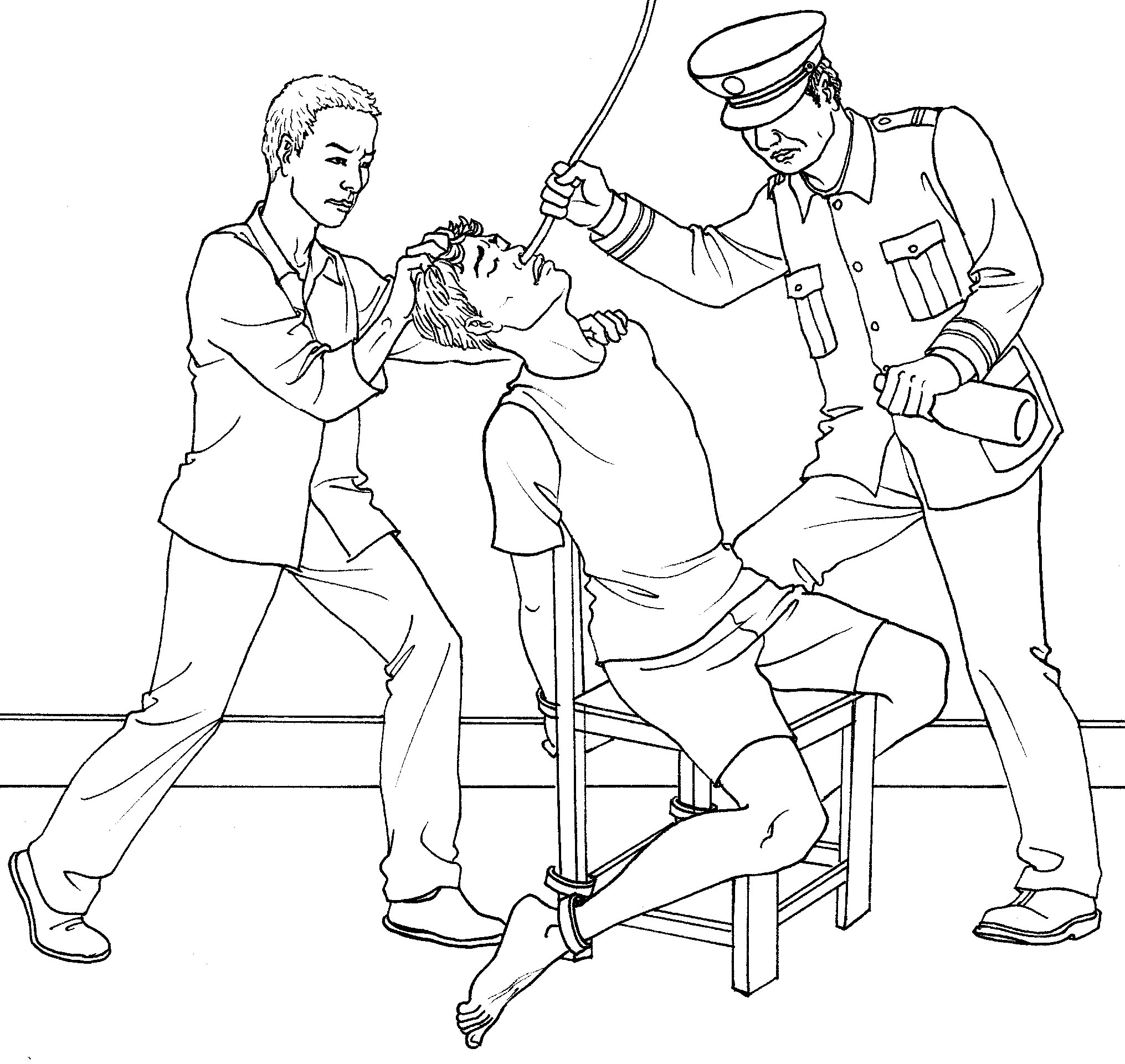 Torture Methods Used to Persecute Falun Gong Practitioners