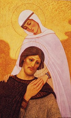 Sts. Peter and Febronia