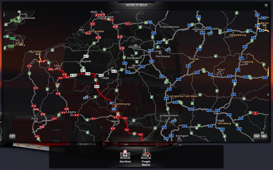 Buy Euro Truck Simulator 2 ETS2 Game Key MMOGA