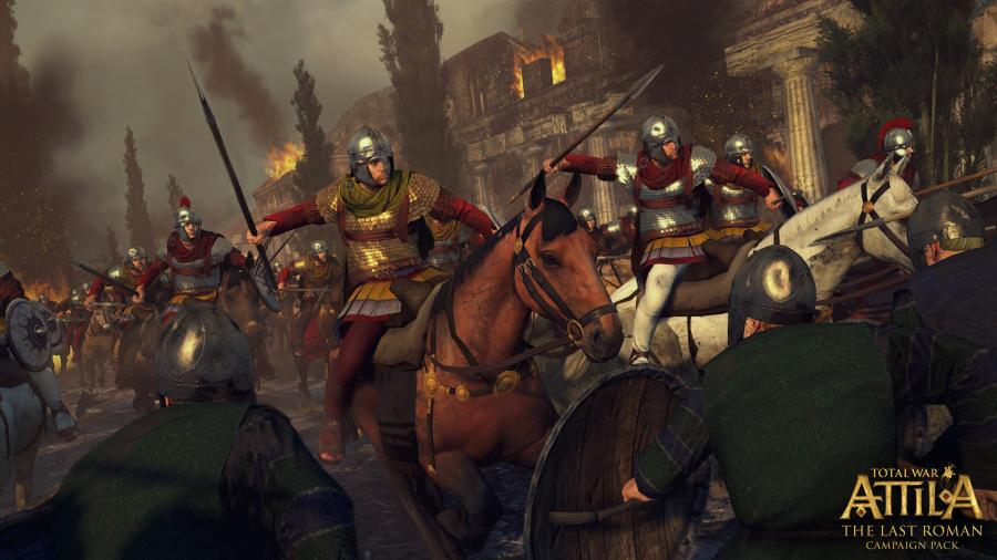 Buy Total War Attila The Last Roman Campaign Pack MMOGA