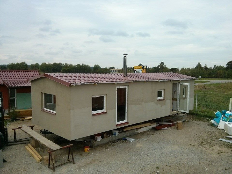 Yearround mobile homes