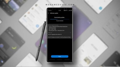 Galaxy Note 9 Android 10 Firmware Update