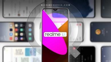 Realme UI Firmware Update