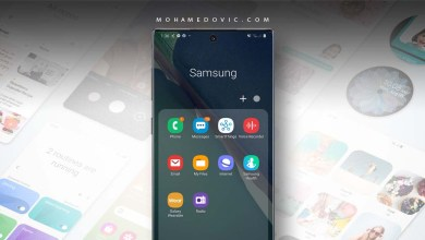 Install Samsung Galaxy Note 20 Stock Apps