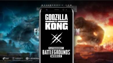 Download PUBG Mobile v1.4.0 Godzilla vs Kong