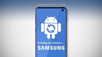 Installing Samsung Firmware via Odin
