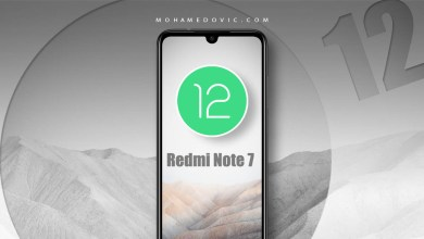 Install Android 12 on Redmi Note 7