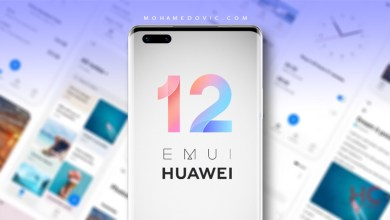 EMUI 12 Update for Huawei Devices