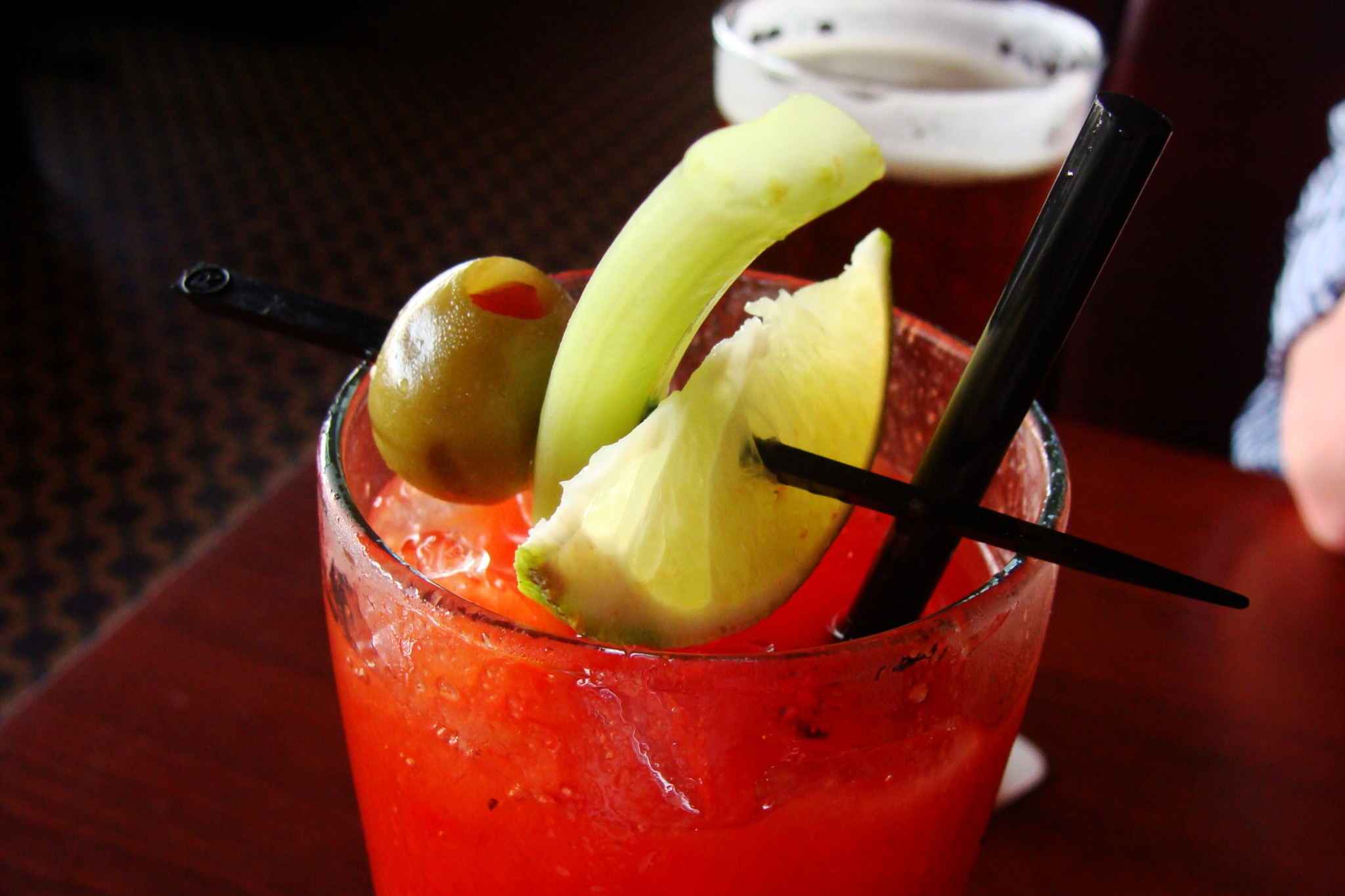 MonsieurMadame cocktail Bloody Mary