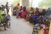 Sensitization of mothers