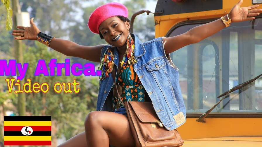 """Ouganda/ """"My Africa"""" ; the new song of Kansiime – Video"""