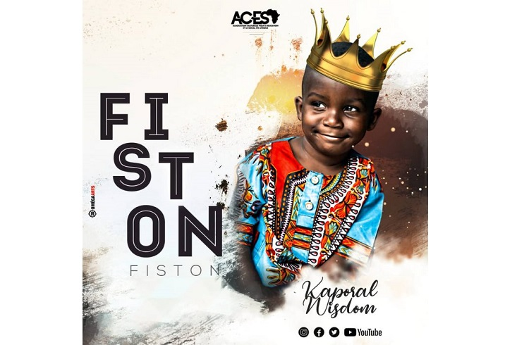 """Fiston"": Kaporal Wisdom uncovers the dark side of Man !"