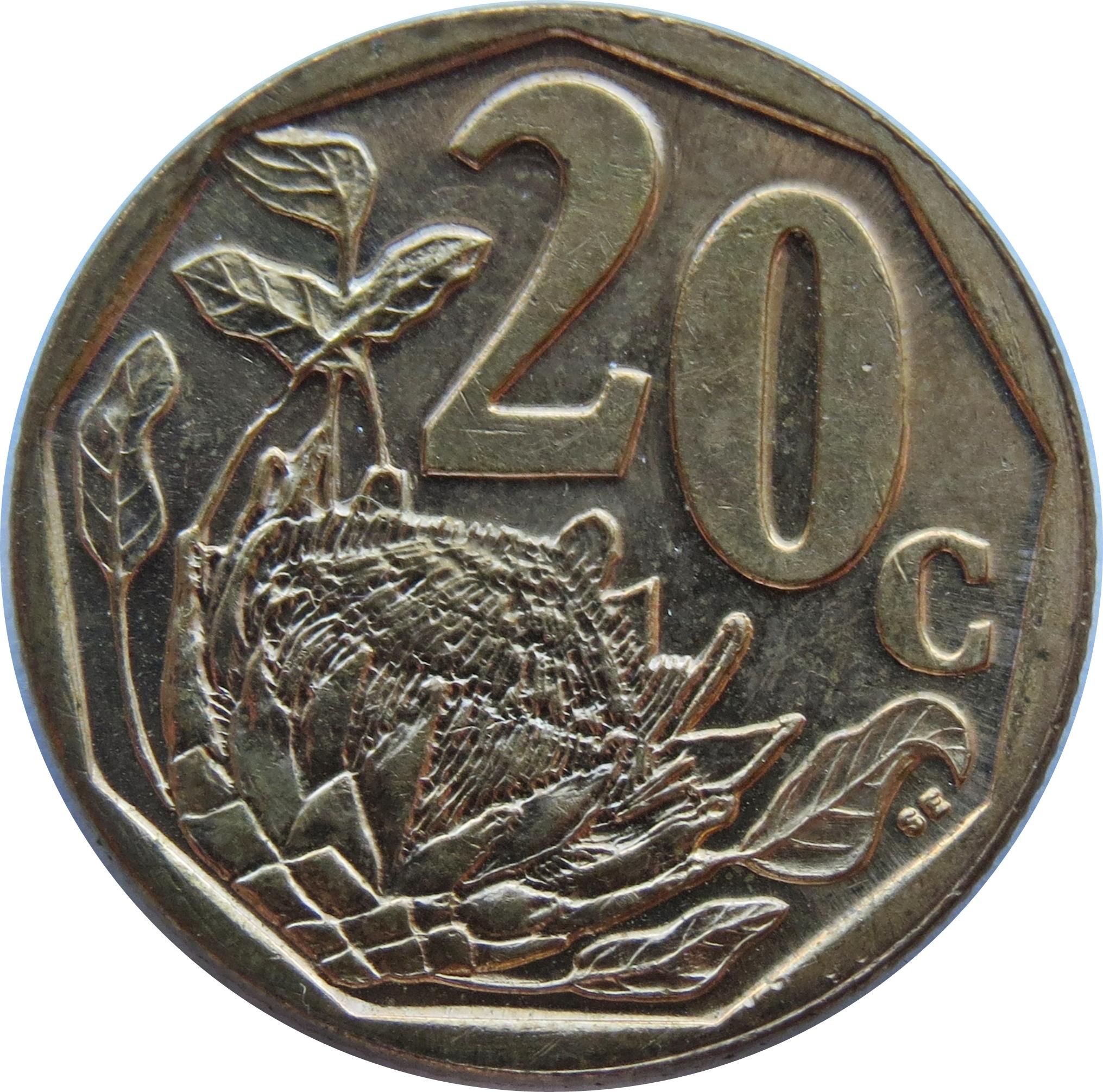 20 Cents Xhosa Legend