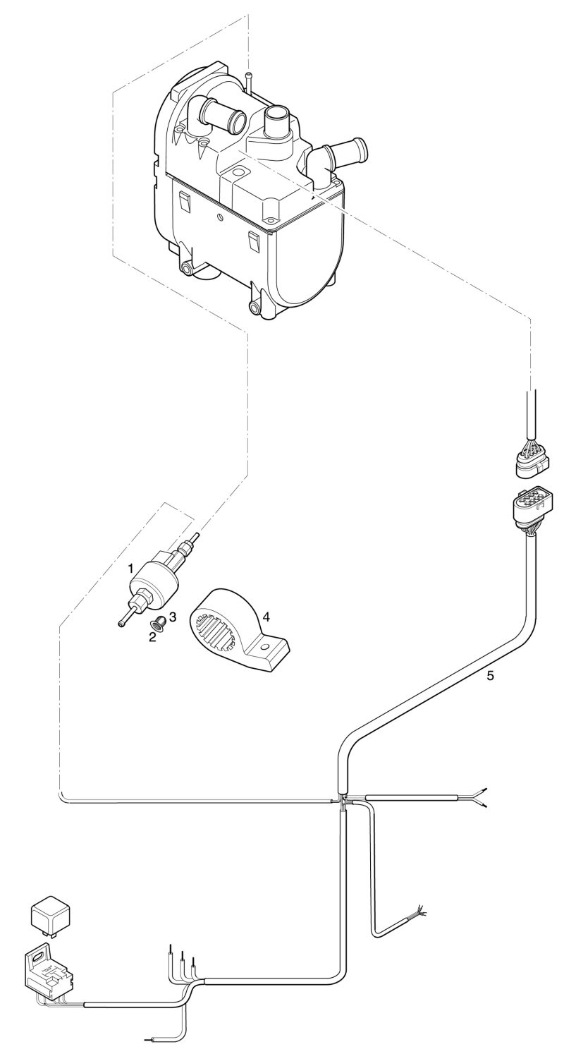 hight resolution of hydronic ii h d5z h