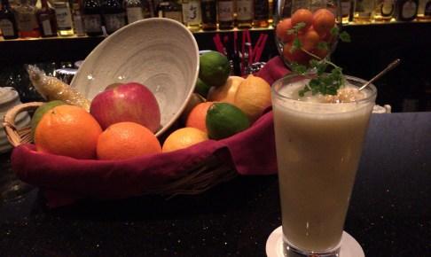 Banana Fruit Cocktail