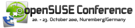 openSUSE Conference 2010 - Nuremberg