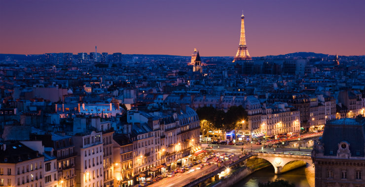 Paris By Night Hot Spots And Ideas