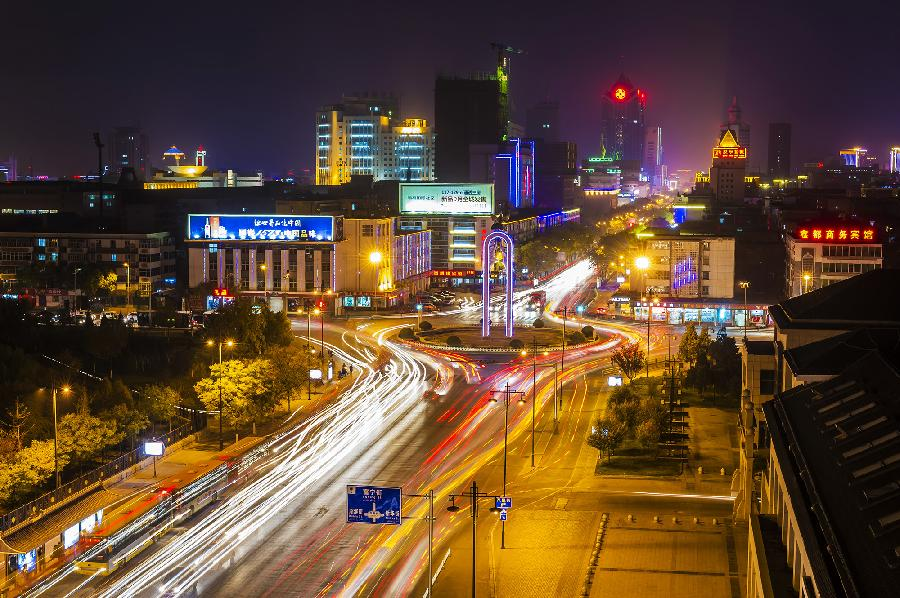 Amazing Falls Wallpaper Cities With Best Night Scene Special Coverage People S
