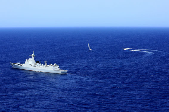 Commentary: The U.S. should never play with fire in South China Sea